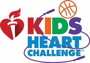 Kid's Heart Challenge with heart and jump ropes
