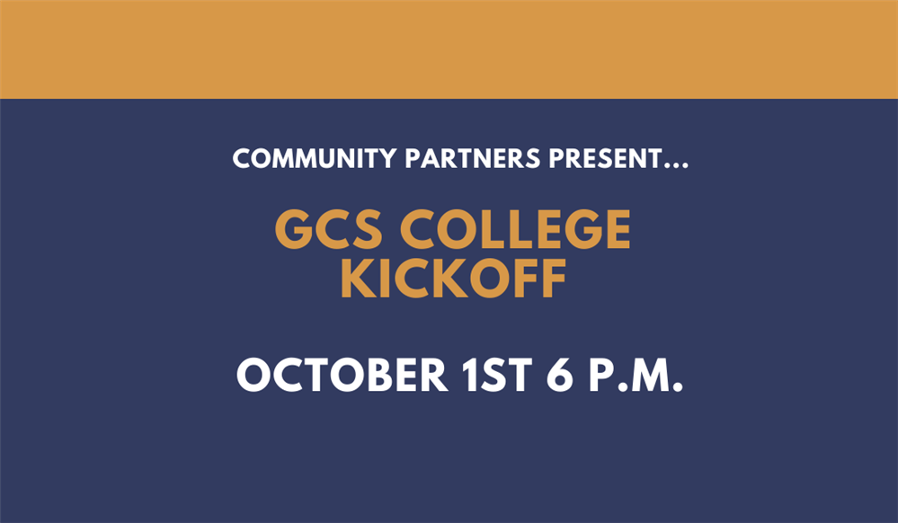 Golden Eagles: Don't Miss Our GCS College Kick-Off Season!