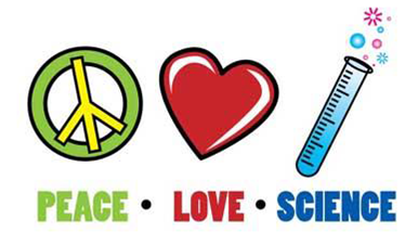 Peace | Love | Science
