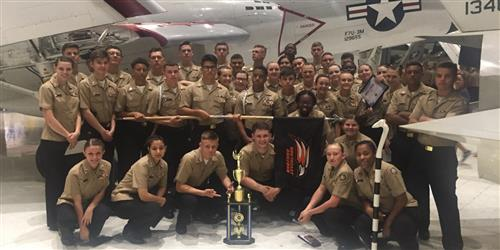 Southeast Guilford High School NJROTC Unit is the number one NJROTC Unit in North Carolina!