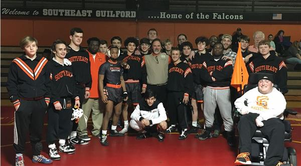 Southeast Guilford Wrestlers