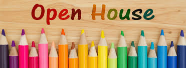 Open House colored pencils