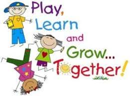 Playing learning and growing together