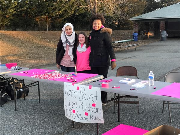 Students Organize a 5k to Raise Money for the HP Regional Hayworth Cancer Center