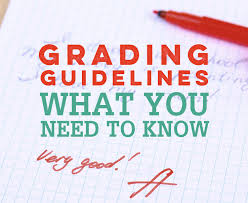 GCS Updated Grading Guidelines