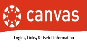 Canvas - Logins, Links, & Useful Information