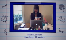 photo of Ms. Kaufmann, Sternberger Elementary