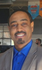 Photo of school principal, Mr. Jordan