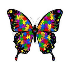 Autism Butterfly