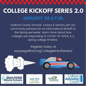 College Kickoff Series 2.0