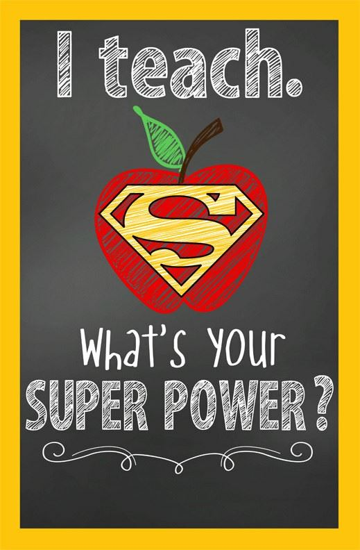 SuperPower-I TEACH