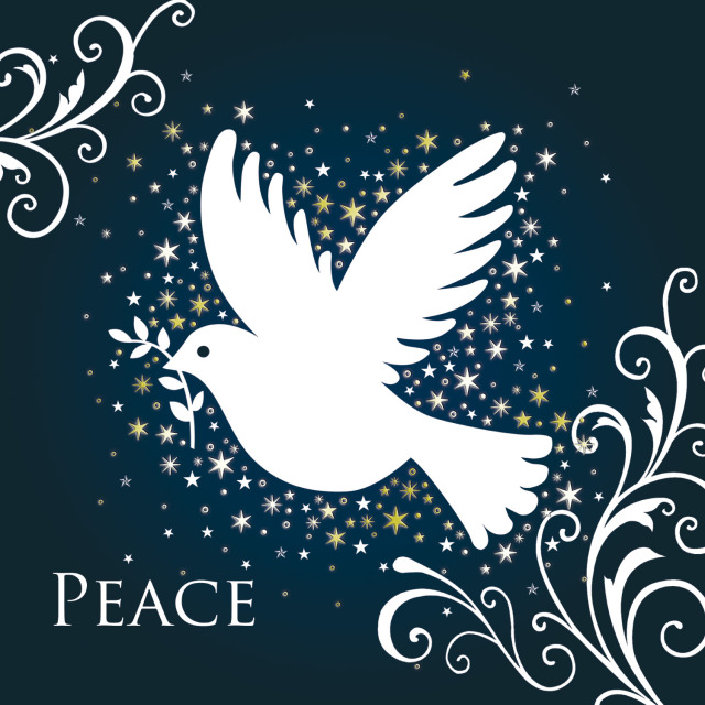 We are makers of peace.