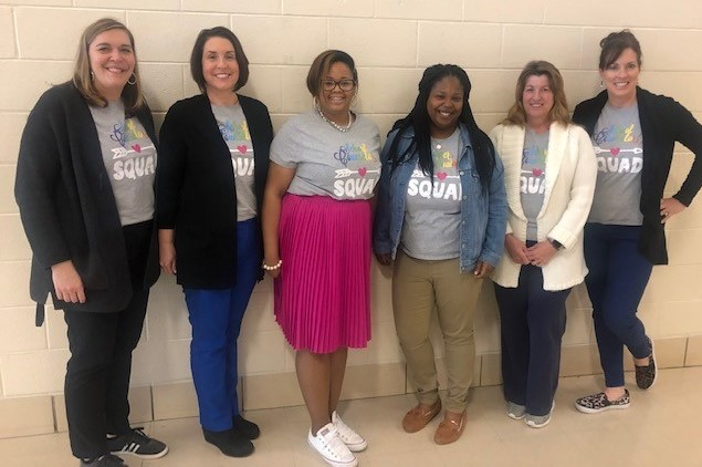 20/21 School Counseling Team