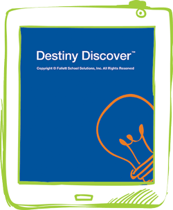 graphic for Destiny Discover