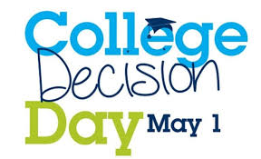 College decision day May 1st
