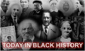 Collage of black leaders.