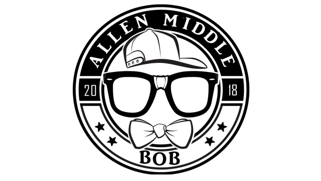 Bob logo for Allen middle