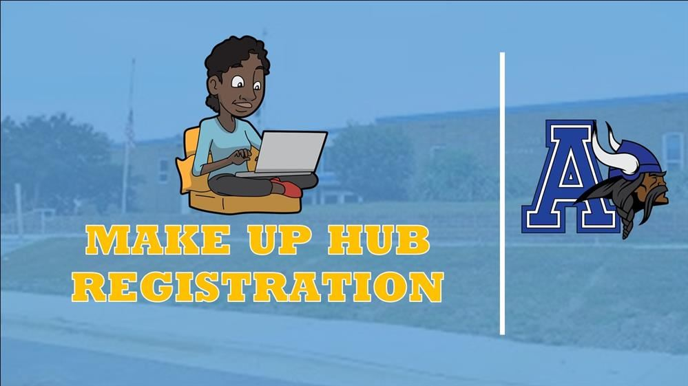 Make Up Hub Registration