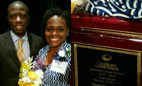 Mrs. Shanda Hamm 2017-2018 Guilford County Teacher of the Year