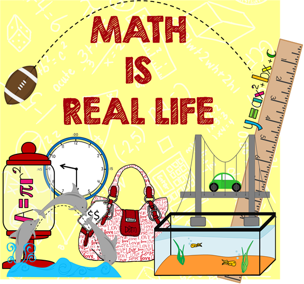 Imagine life without Math