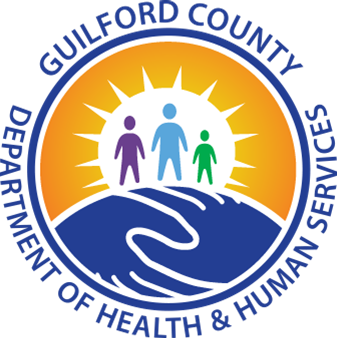 Guilford county health department logo