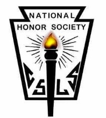 National Honor Society Torchlight Chapter Icon