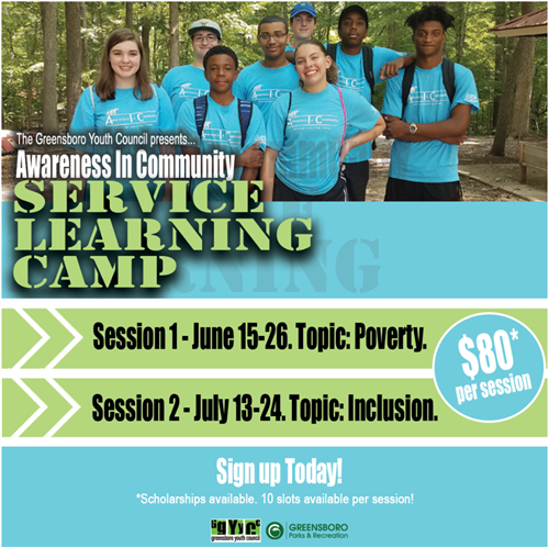 Service Learning Camp