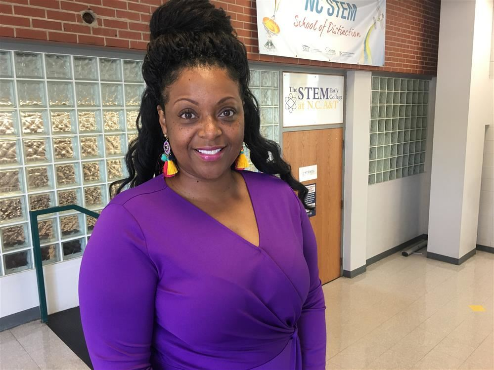 Principal Jamisa Williams