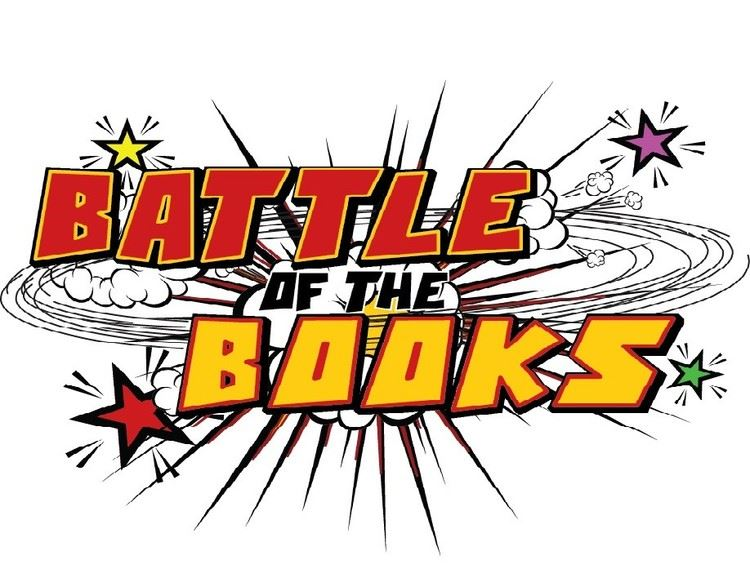 Battle of the Books clipart