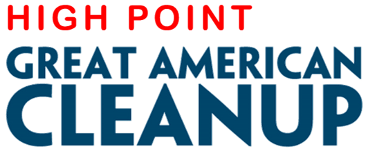 great american cleanup high point
