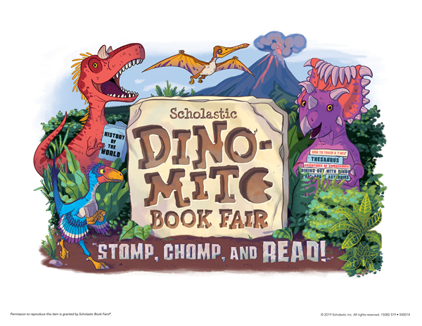 Book Fair Theme