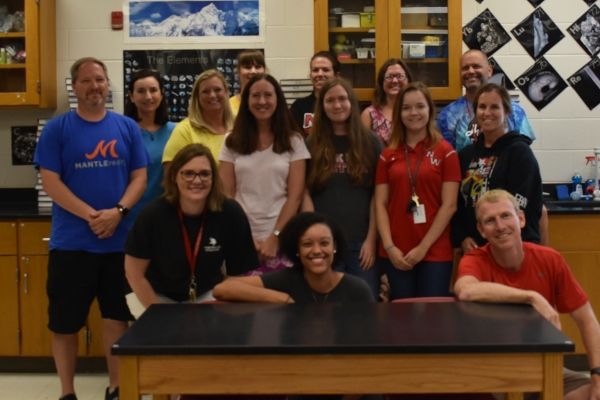 Science Dept Pic