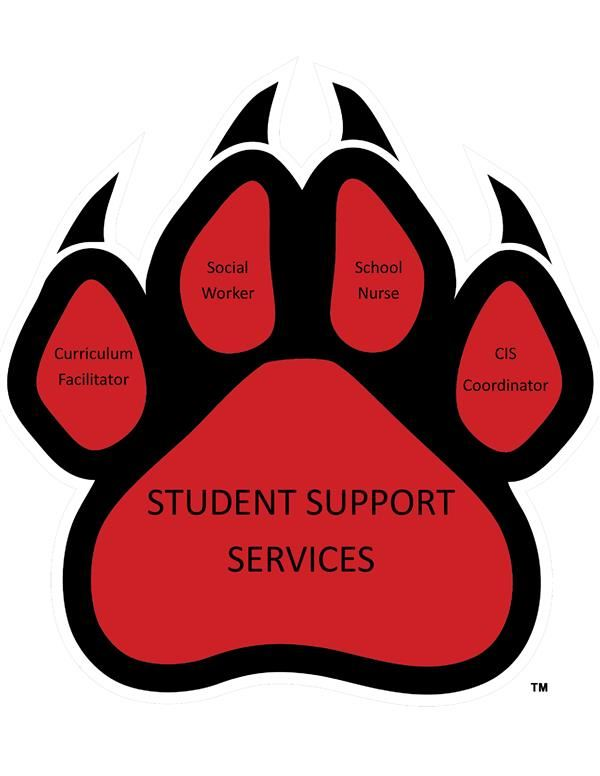 Welborn Student Support Services Paw
