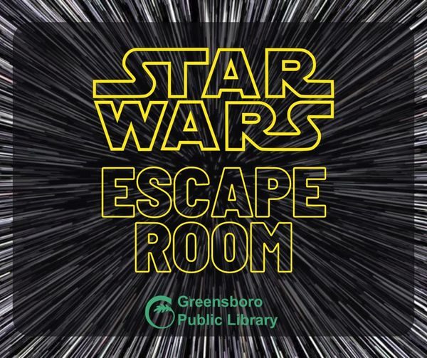 Star Wars Escape Room Logo