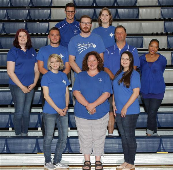 Ragsdale English Department Photo 2019