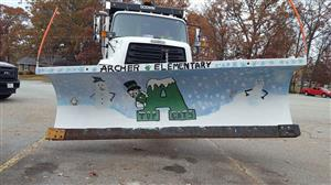 Archer Snow Plow