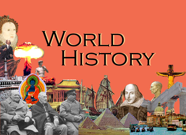 Mr. P's World History Course