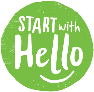 Start with Hello - Week of Sept. 24th