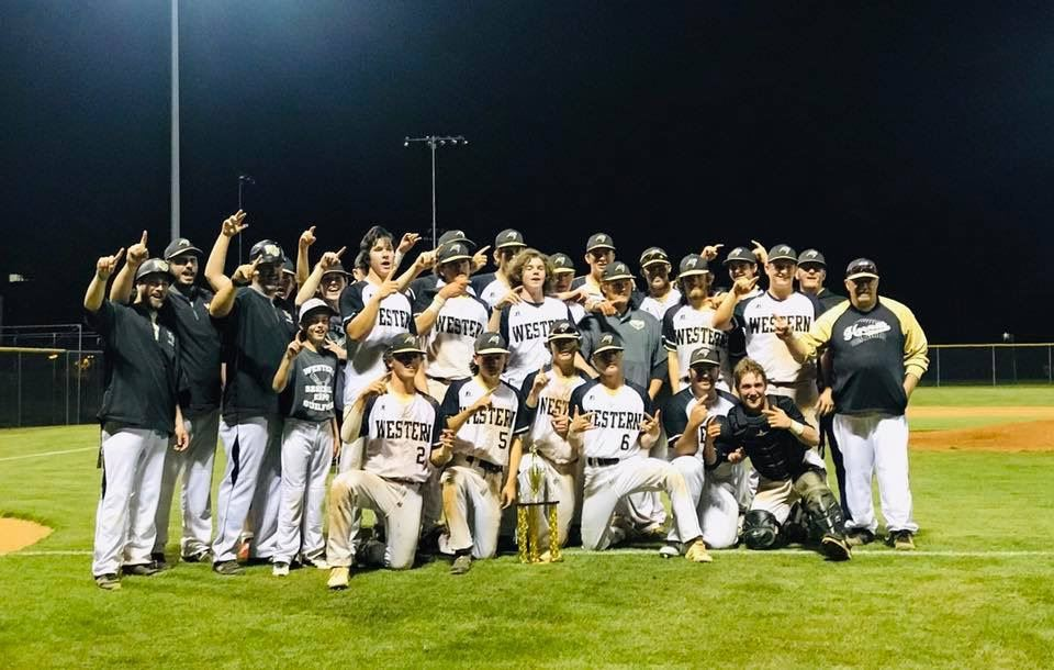 Picture of 2019 Conference Champs