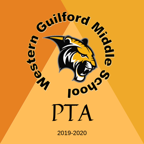 PTA Logo with the WGMS Tiger
