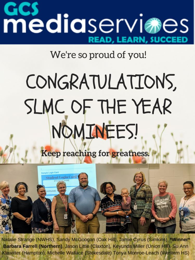 SLMC Nominees