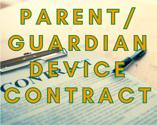 Parent/Guardian Device Contract
