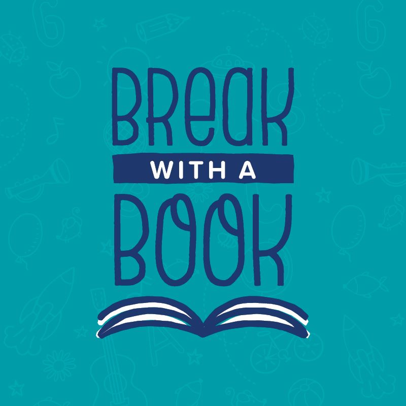 GCS Announces Break with a Book to Increase Literacy and Avoid Summer Slide