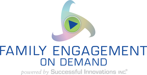 Family Engagement on Demand Logo