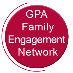 GPA Family Engagement Network Button