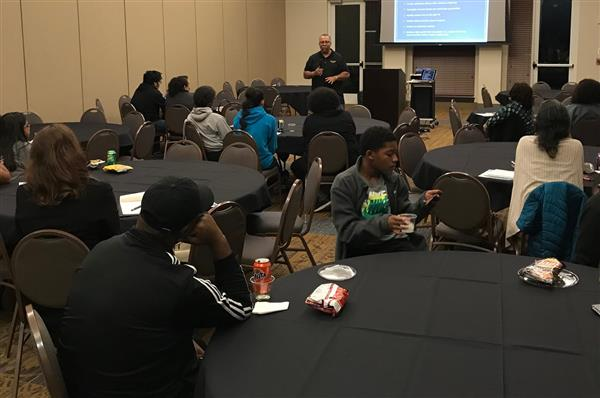 College Hopefuls Gather for Final Installment of GPA's College Planning Series