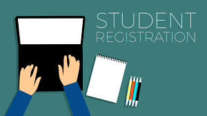 Register for school image