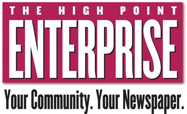 High Point Enterprise Logo