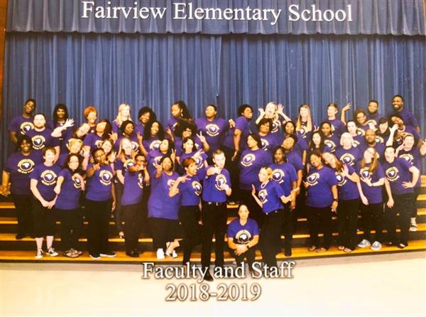 Fairview Staff 2018-19