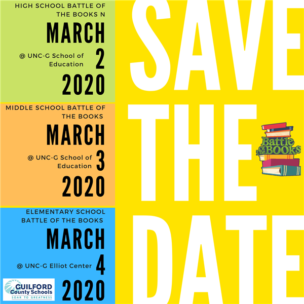 Save the Date - March 2, 3, 4